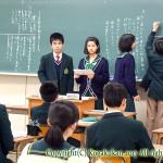 中学1年3学期読書会 2月6日(月)