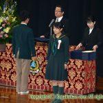 第28回 卒業証書授与式 3月2日(木)