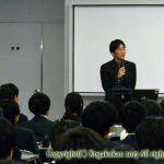 高1年生対象エイズ講話 11月20日(月)