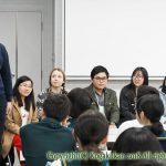 中学1年国際交流体験学習 2月16日(金)