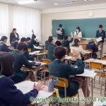 中学2年探究学習発表会 2月9日(金)