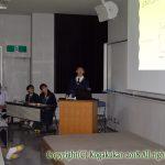 中学3年生卒業研究発表会