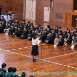 平成30年度 1学期新任式・始業式・対面式 4月6日(金)
