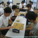 H30中高交流将棋部門競技力向上研修会