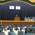 高校生徒会長立会演説会・投票 1月28日(月)