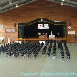 令和2年度 第31回高校卒業式 3月2日(月)