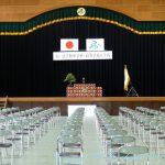 第34回弘学館中学校・高等学校入学式 4月6日(月)