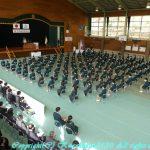 令和2年度 第32回高等学校卒業式 3月2日(火)