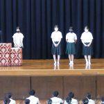 一学期終業式 7月20日(火)
